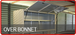 Over Bonnet Storage Systems