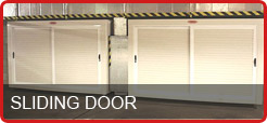 Sliding Door Car Park Storage Units